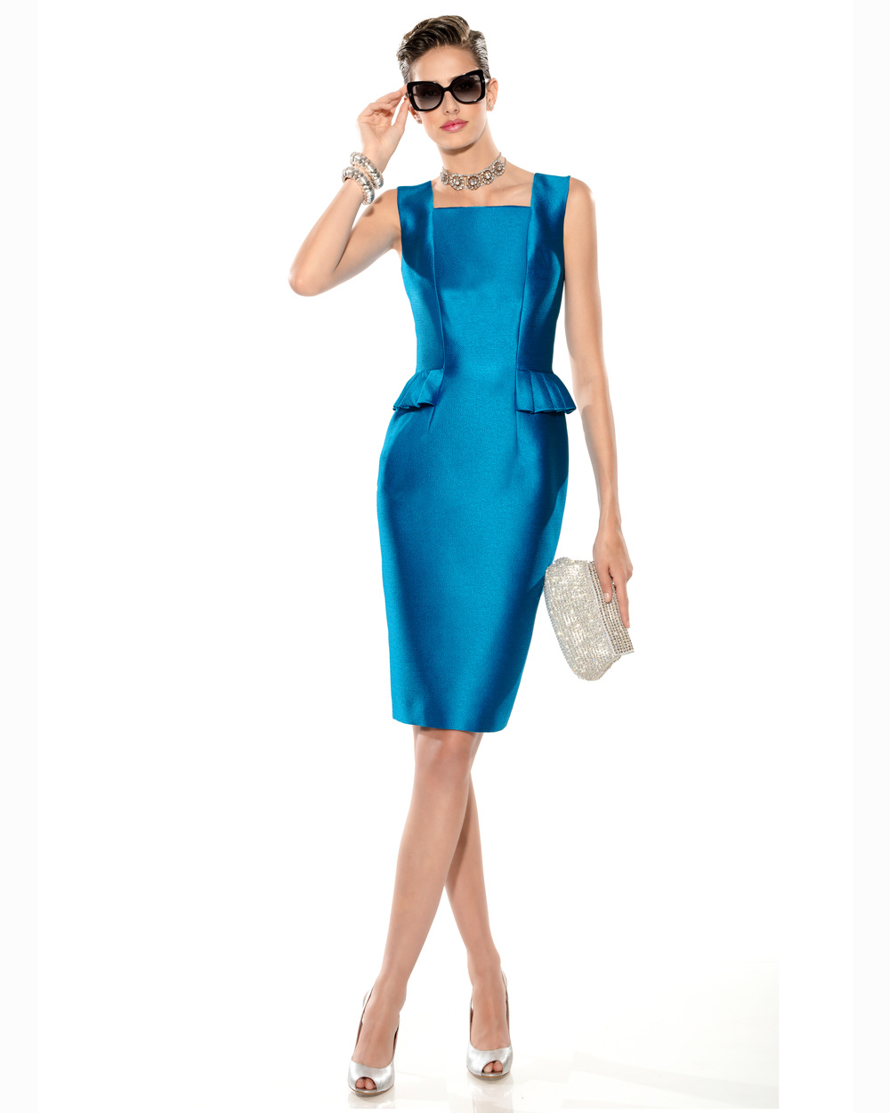 vestido de fiesta teresa ripoll 6178