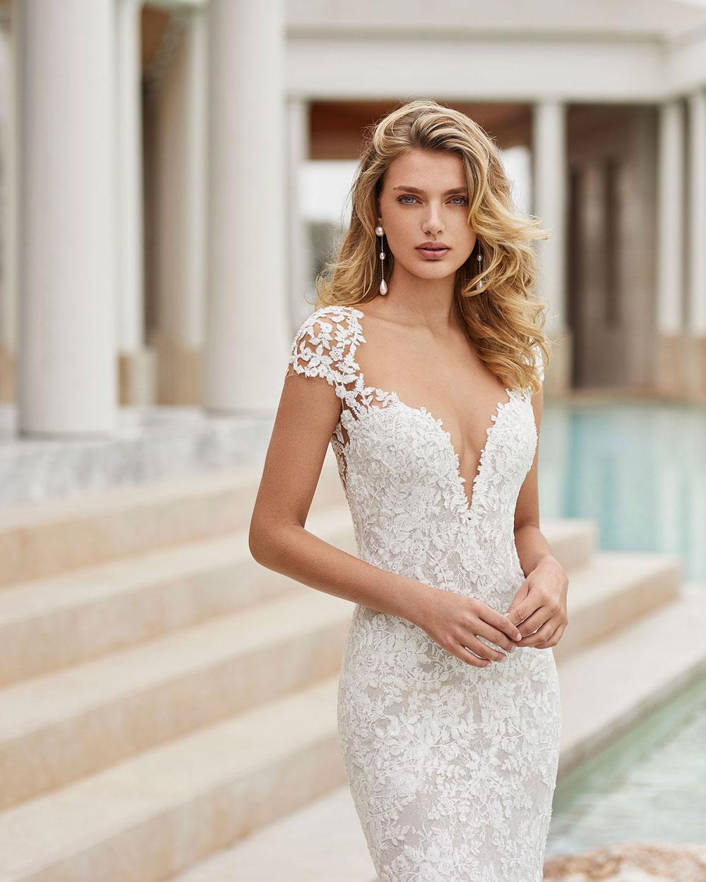 vestido de novia 2021 SAMUEL ROSA CLARA COUTURE 3