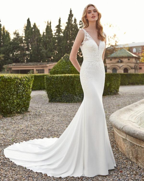 vestido de novia san patrick alphand