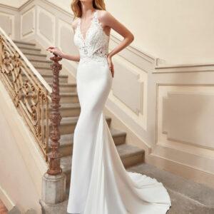 vestido de novia san patrick elvia