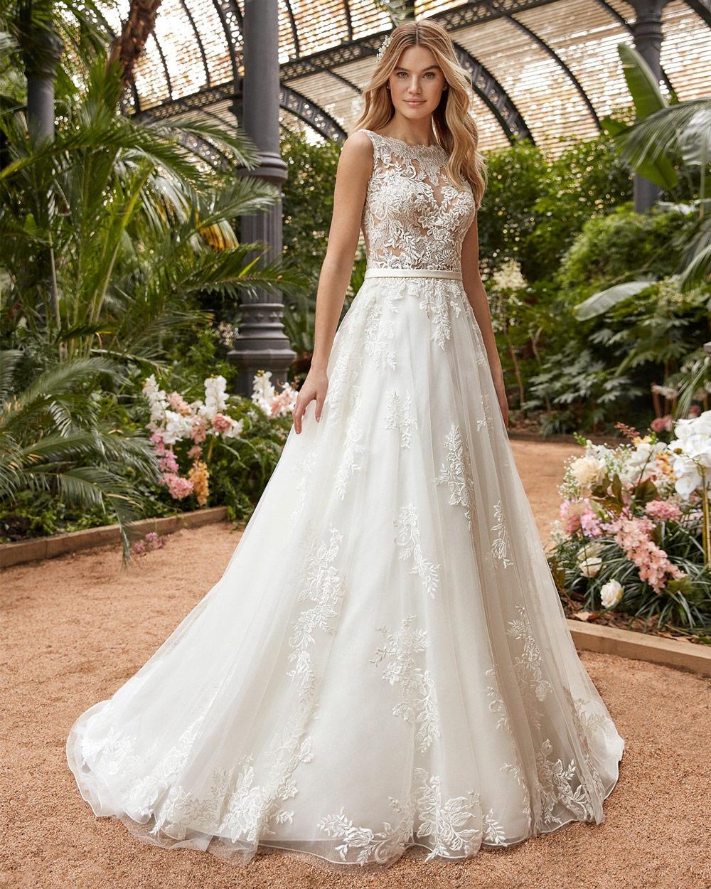 vestido de novia san patrick erica