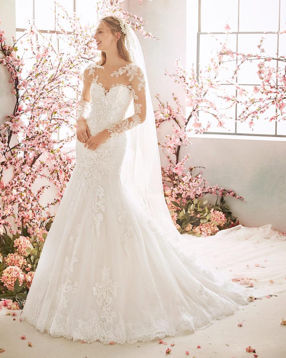 vestido de novia san patrick foxglove