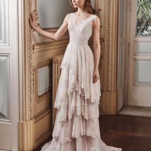 vestido de novia silvia fernandez LINCE
