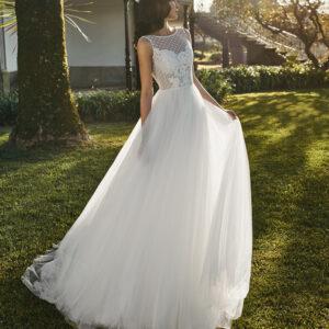 vestido de novia silvia fernandez LUCERNA