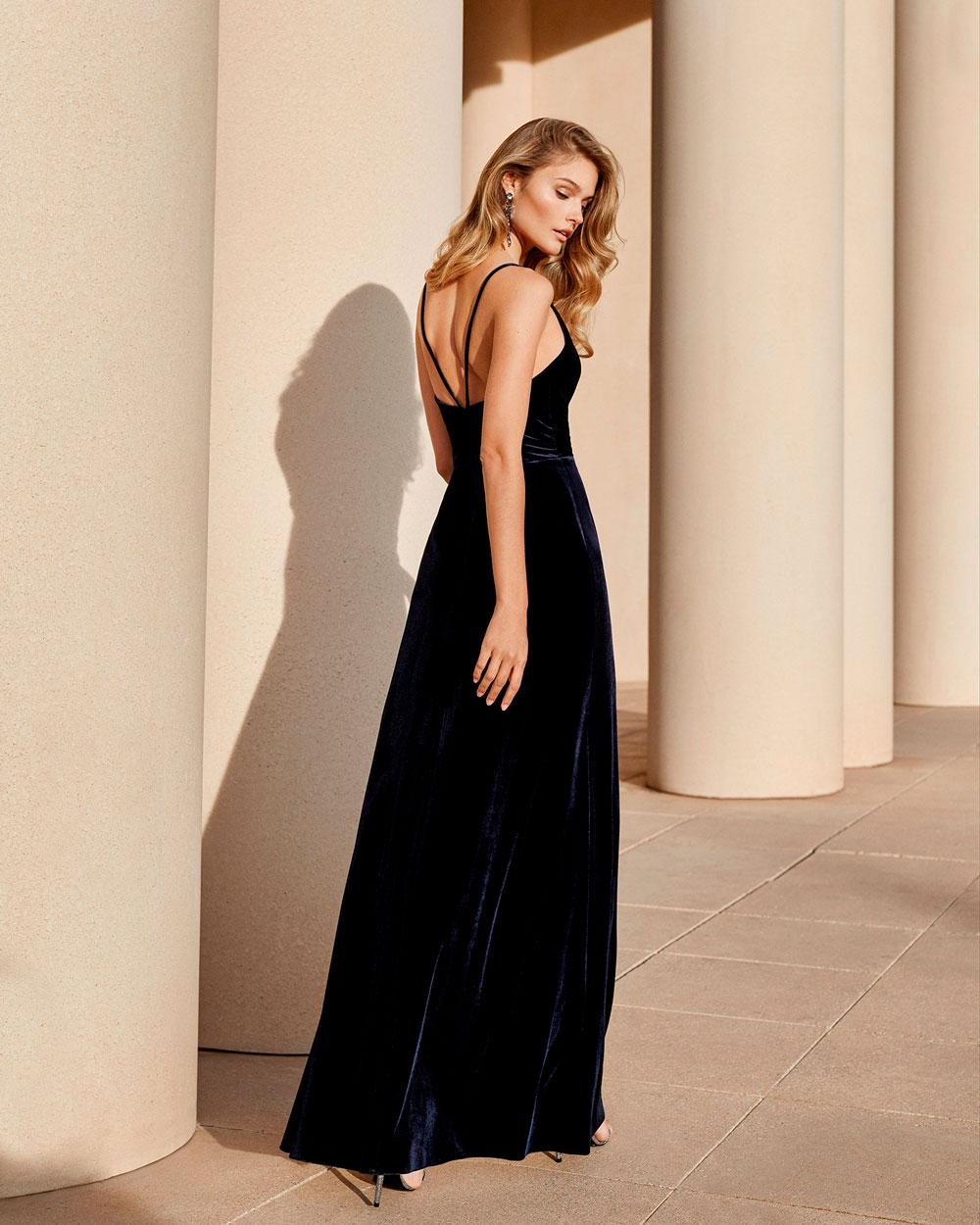 vestido de fiesta 2020 4T117 ROSA CLARA COCKTAIL 2