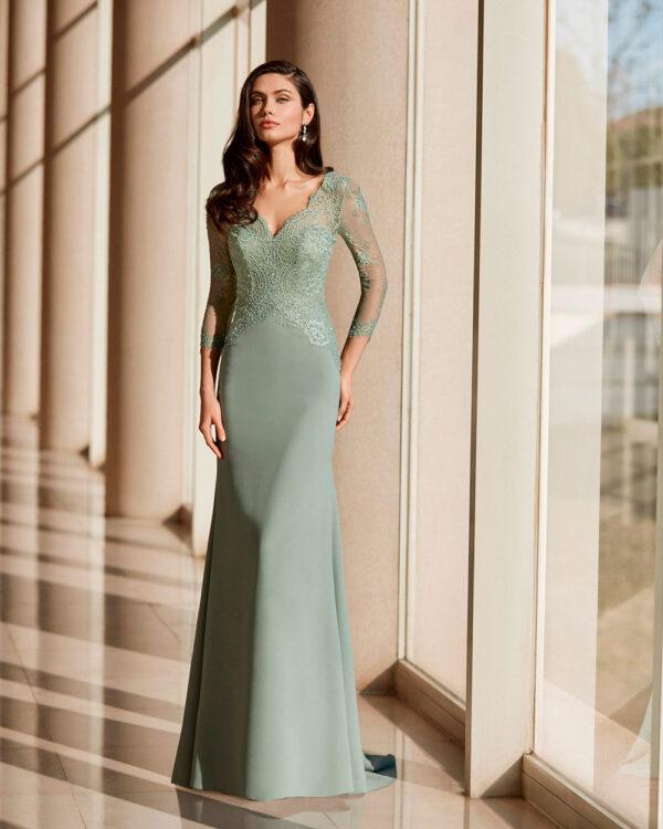 vestido de fiesta 2020 4T191 ROSA CLARA COCKTAIL 1