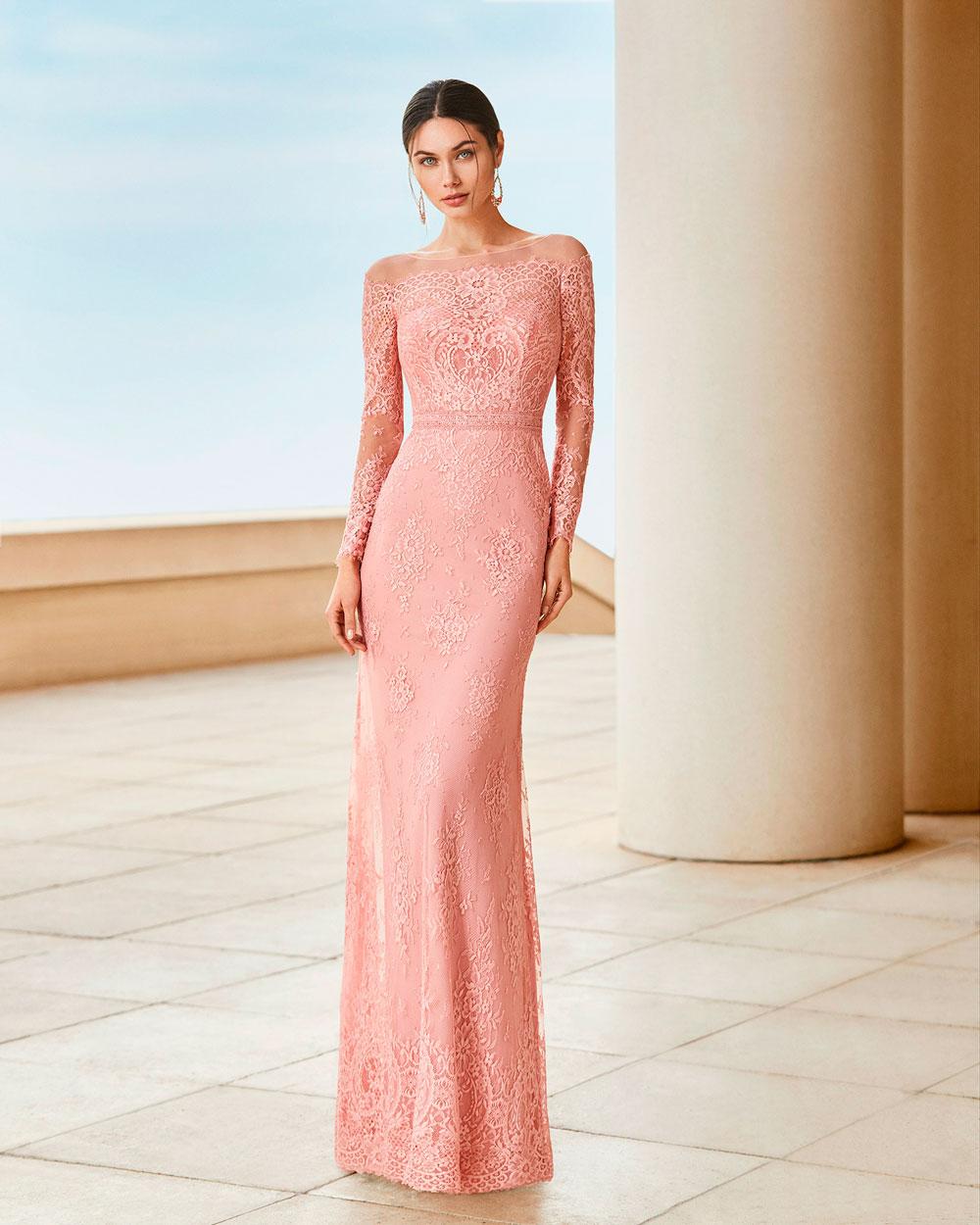 vestido de fiesta2020 4T196 ROSA CLARA_COCKTAIL 1