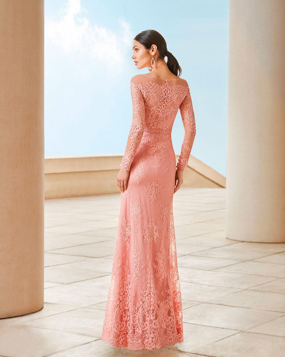 vestido de fiesta2020 4T196 ROSA CLARA_COCKTAIL 2