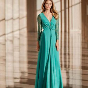 vestido de fiesta2020 4T199 ROSA CLARA COCKTAIL 1