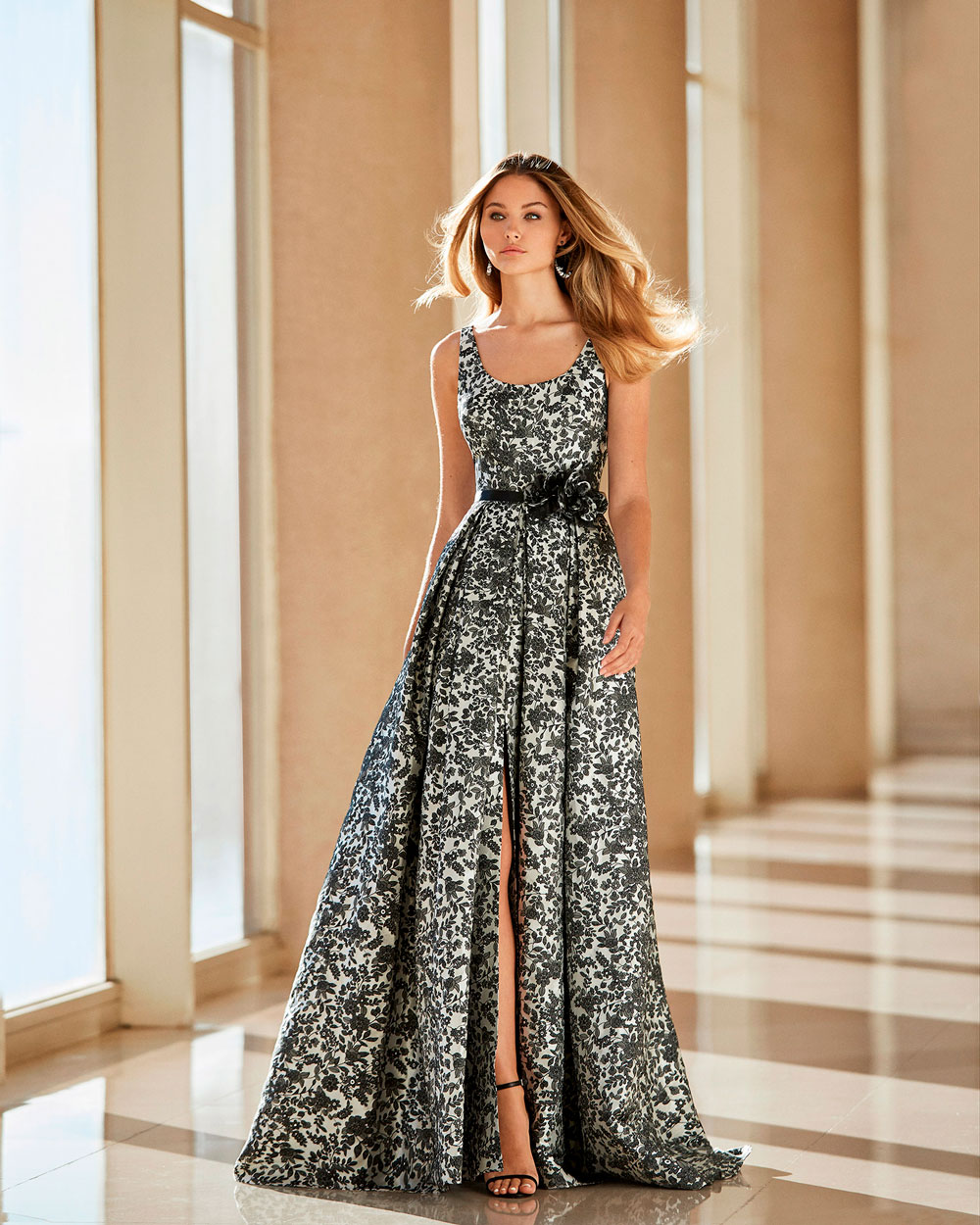 vestido de fiesta 2020 4T1D3 ROSA CLARA COCKTAIL 1