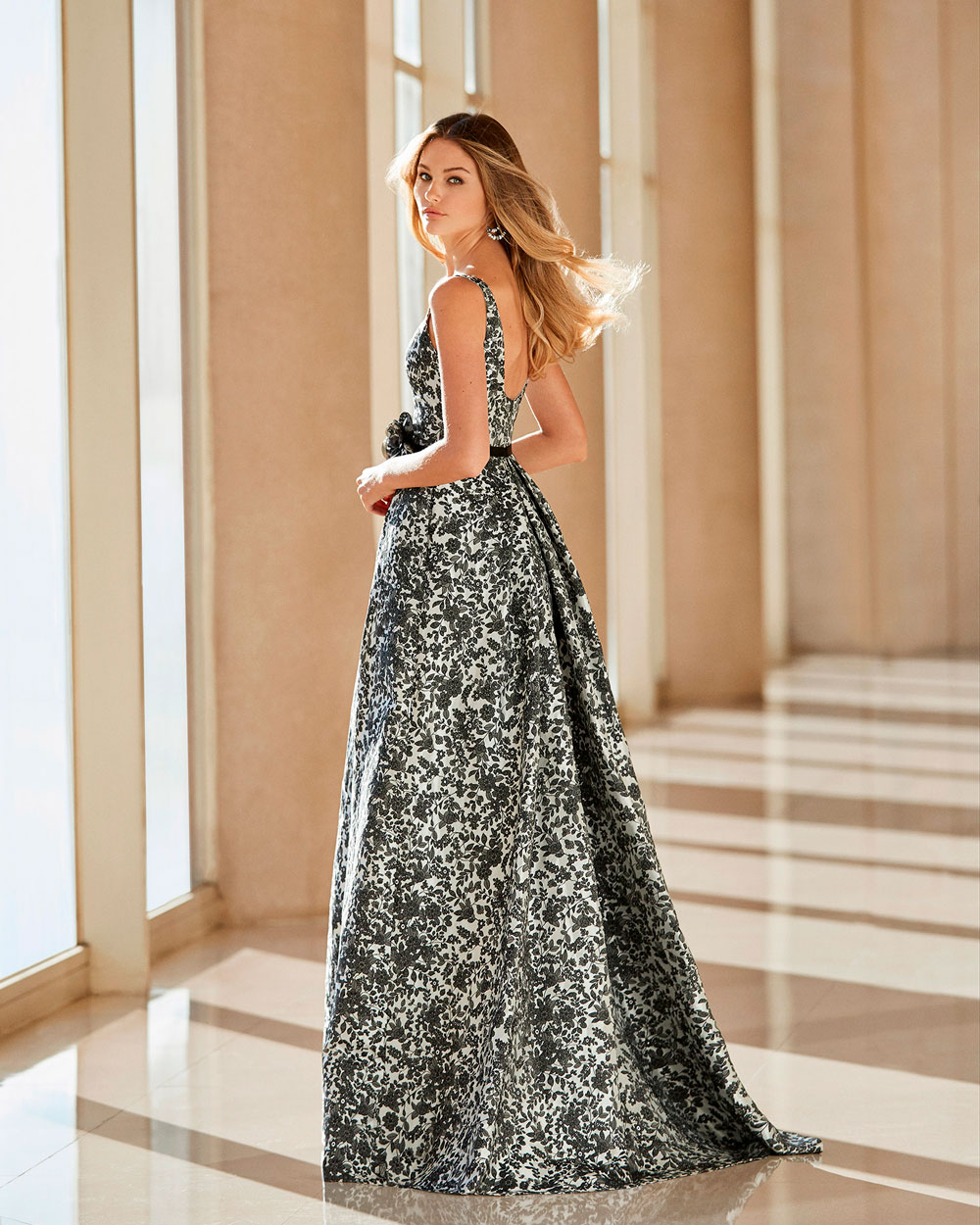 vestido de fiesta 2020 4T1D3 ROSA CLARA COCKTAIL 2