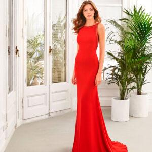 vestido de fiesta 2020 4U121 AIRE BARCELONA FIESTA 1