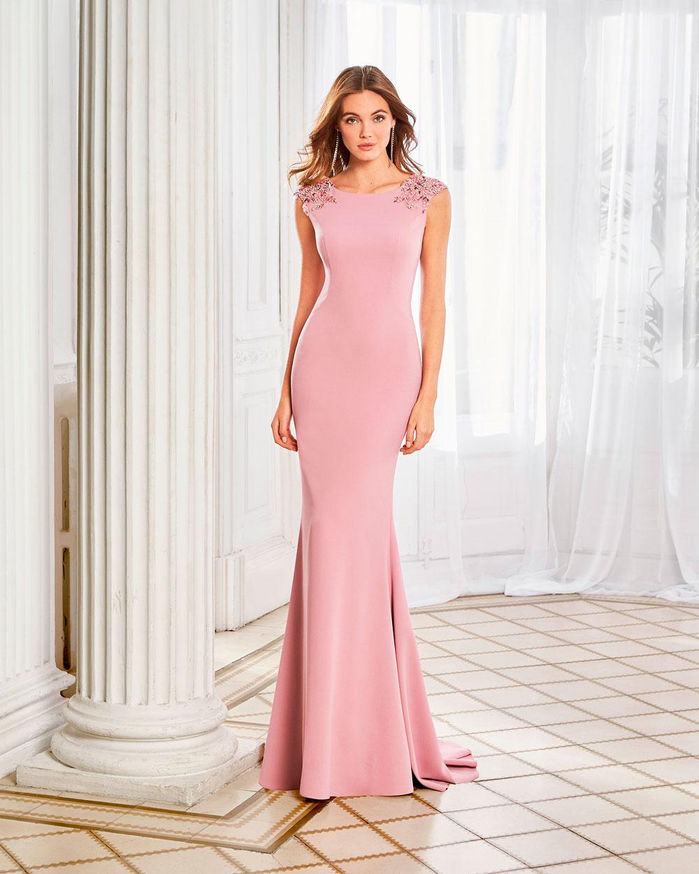 vestido de fiesta 2020 4U133 AIRE BARCELONA FIESTA 2
