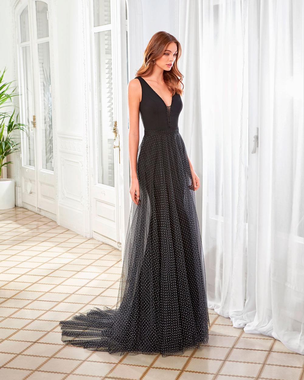 vestido de fiesta 2020 4U292 AIRE BARCELONA FIESTA 1
