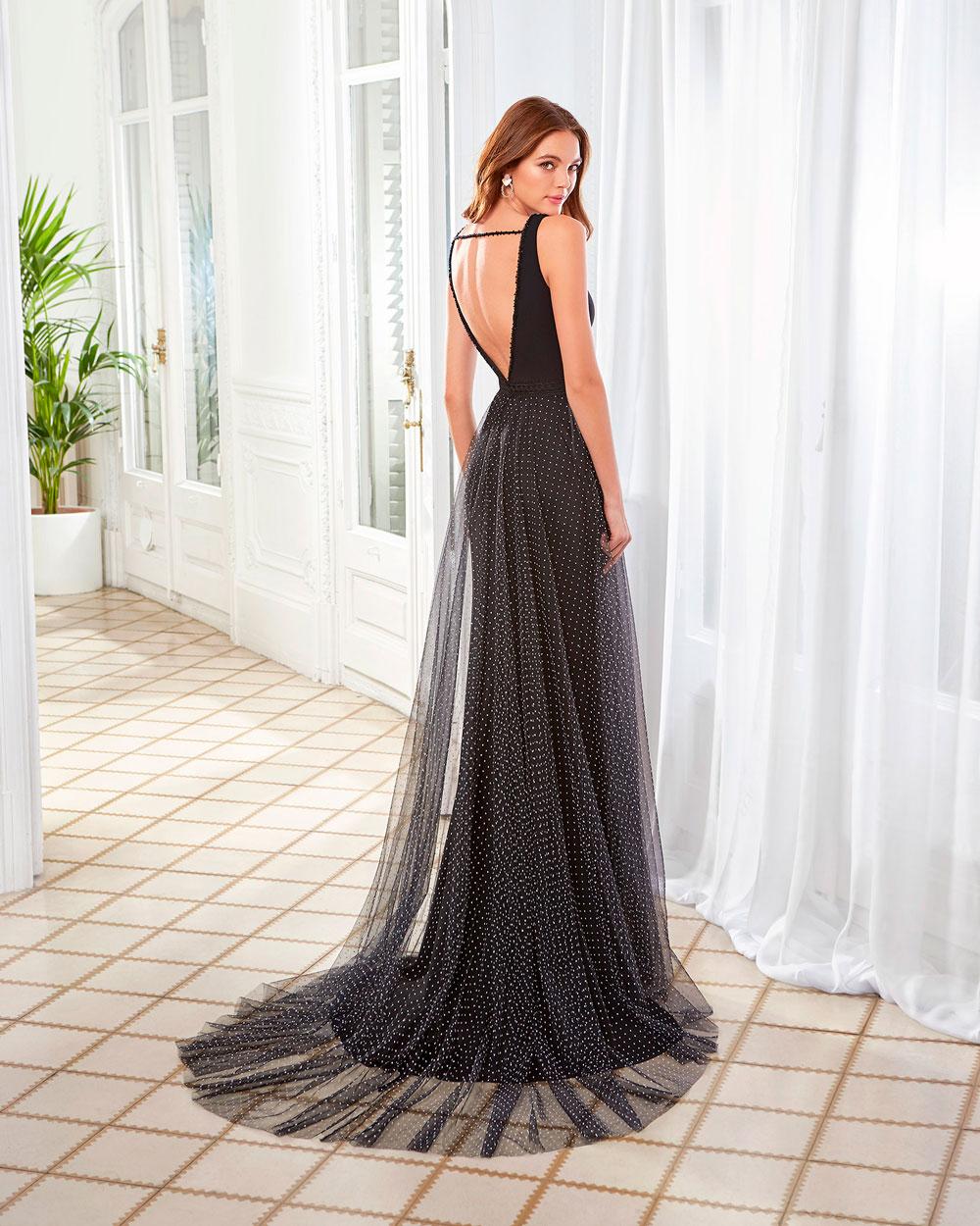 vestido de fiesta 2020 4U292 AIRE BARCELONA FIESTA 2