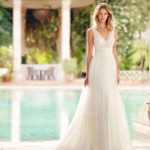 vestido de novia 2020 RAYEL ROSA CLARA SOFT 1