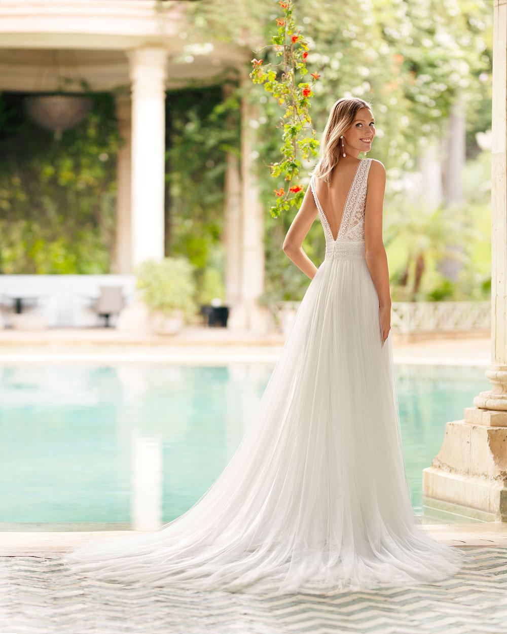 vestido de novia 2020 RAYEL ROSA CLARA SOFT 2