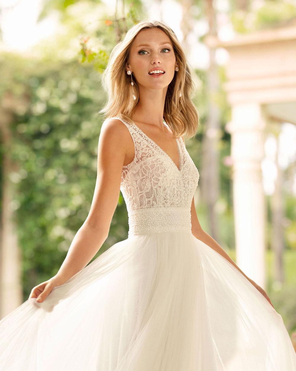vestido de novia 2020 RAYEL ROSA CLARA SOFT 3