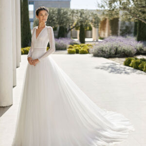 vestido de novia 2020 SAVANA ROSA CLARA COUTURE 1