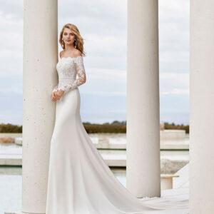 vestido de novia 2020 SERBIA ROSA CLARA COUTURE 1