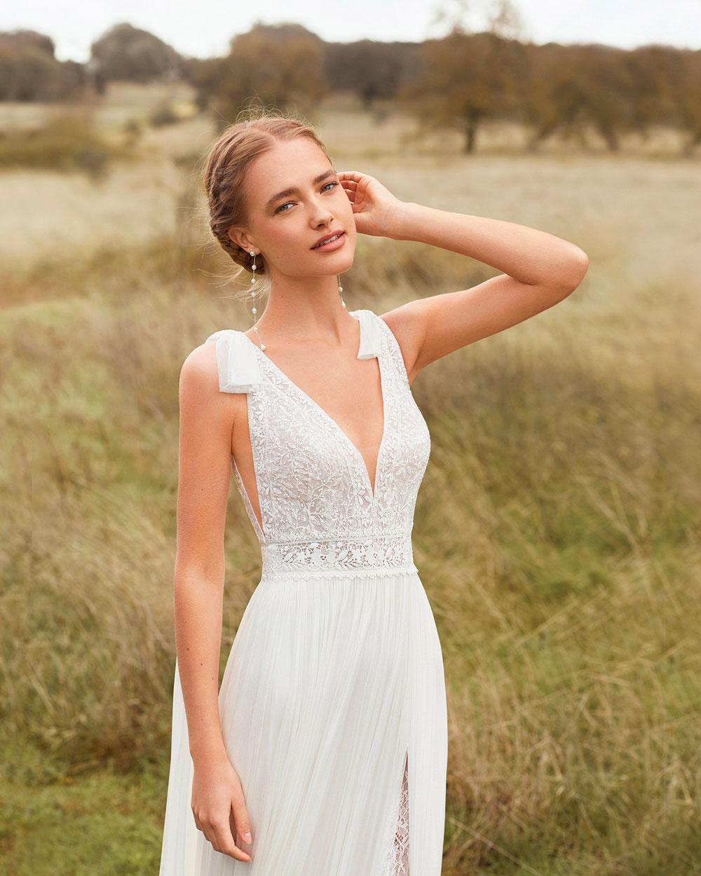 vestido de novia 2021 ANILLO ROSA CLARA BOHEME 3