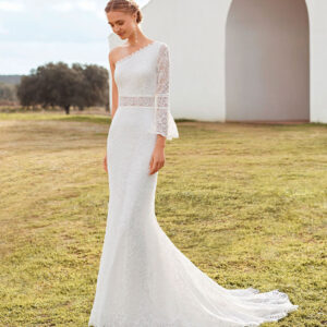 vestido de novia 2021 AUDREY ROSA CLARA BOHEME 1
