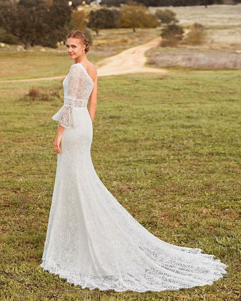 vestido de novia 2021 AUDREY ROSA CLARA BOHEME 2