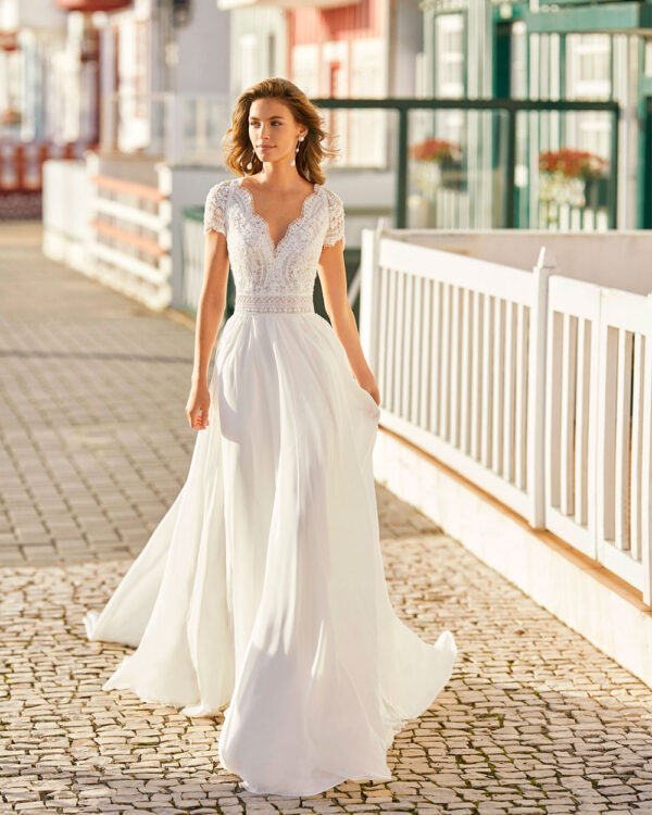 vestido de novia2021 HALIA ROSA CLARA SOFT 1