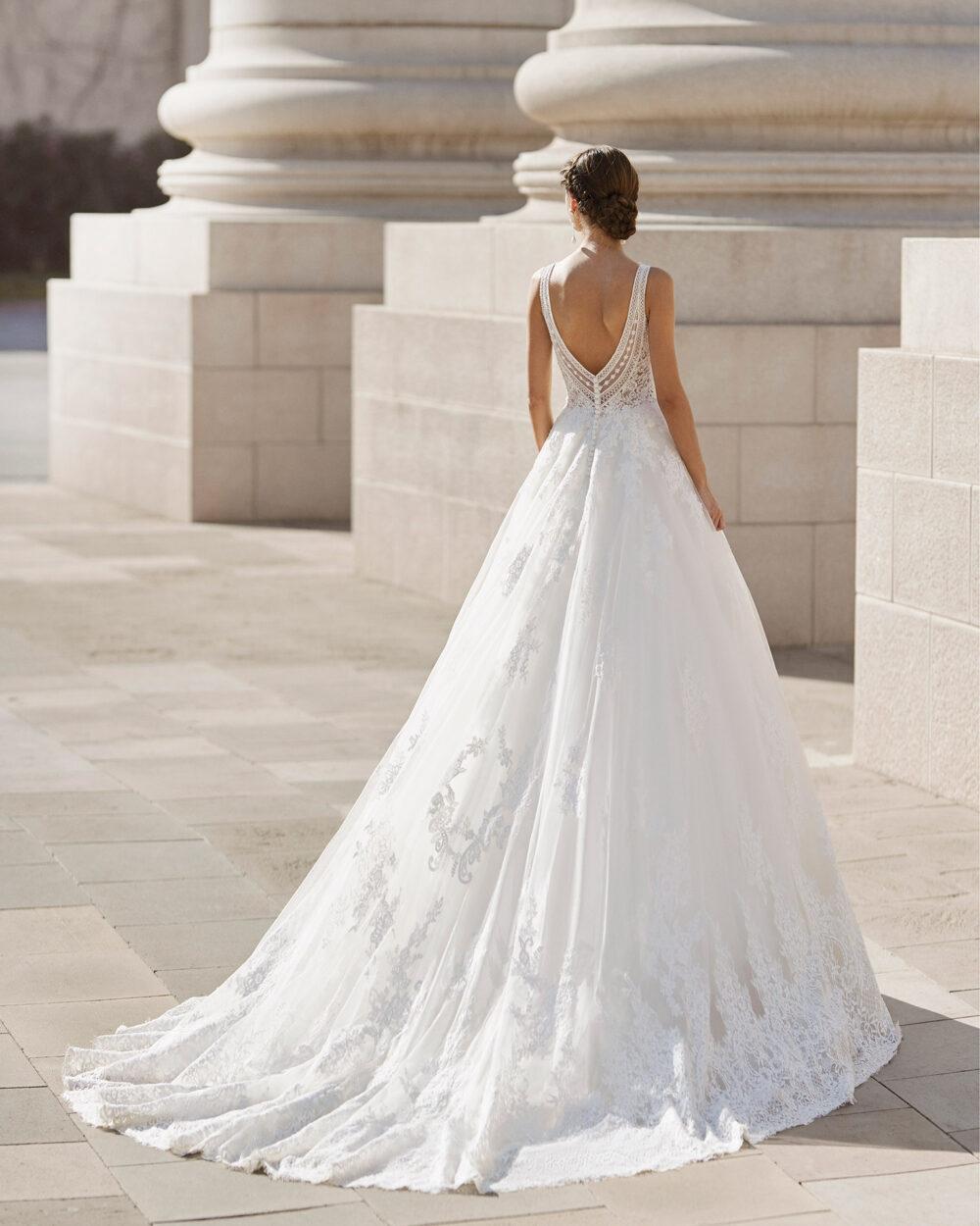 vestido novia Nessa