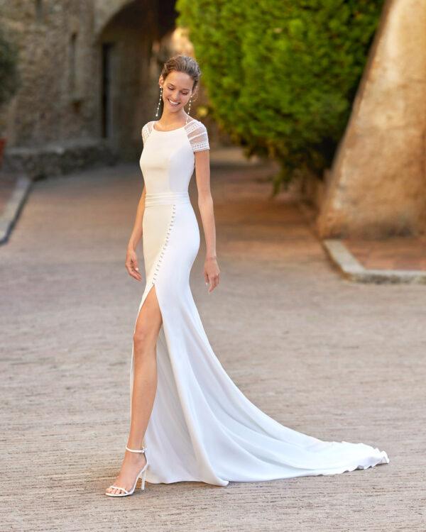 Vestido novia modelo Macy