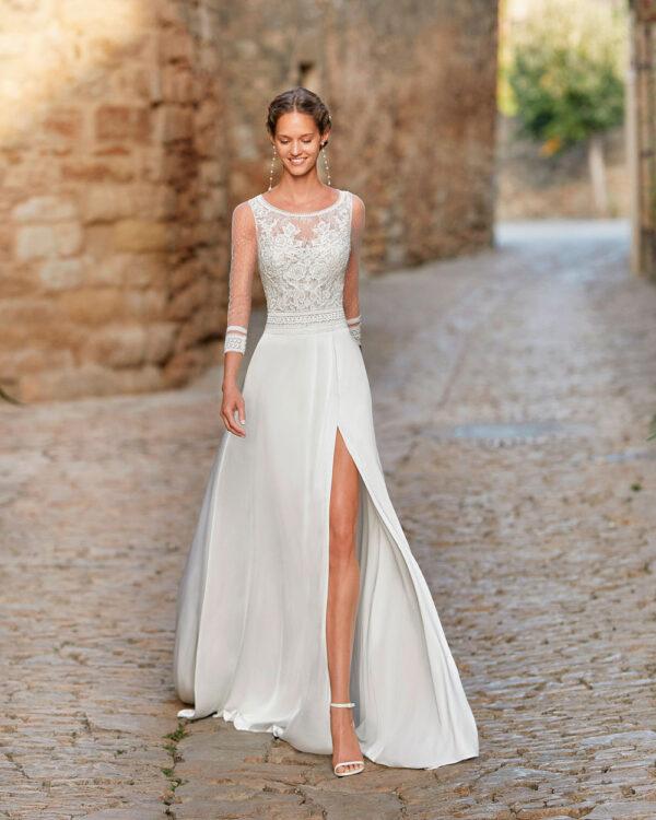 vestido novia Alma Novia Magali