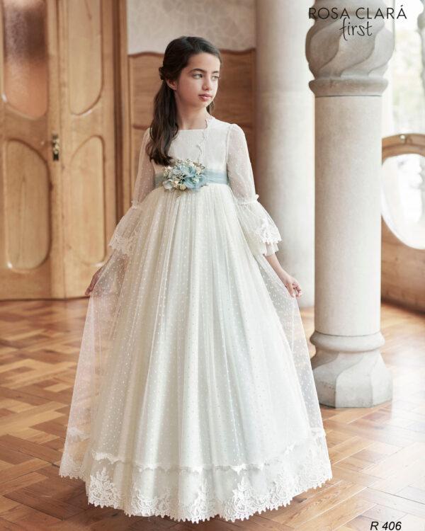 vestido comunión Lleida 406